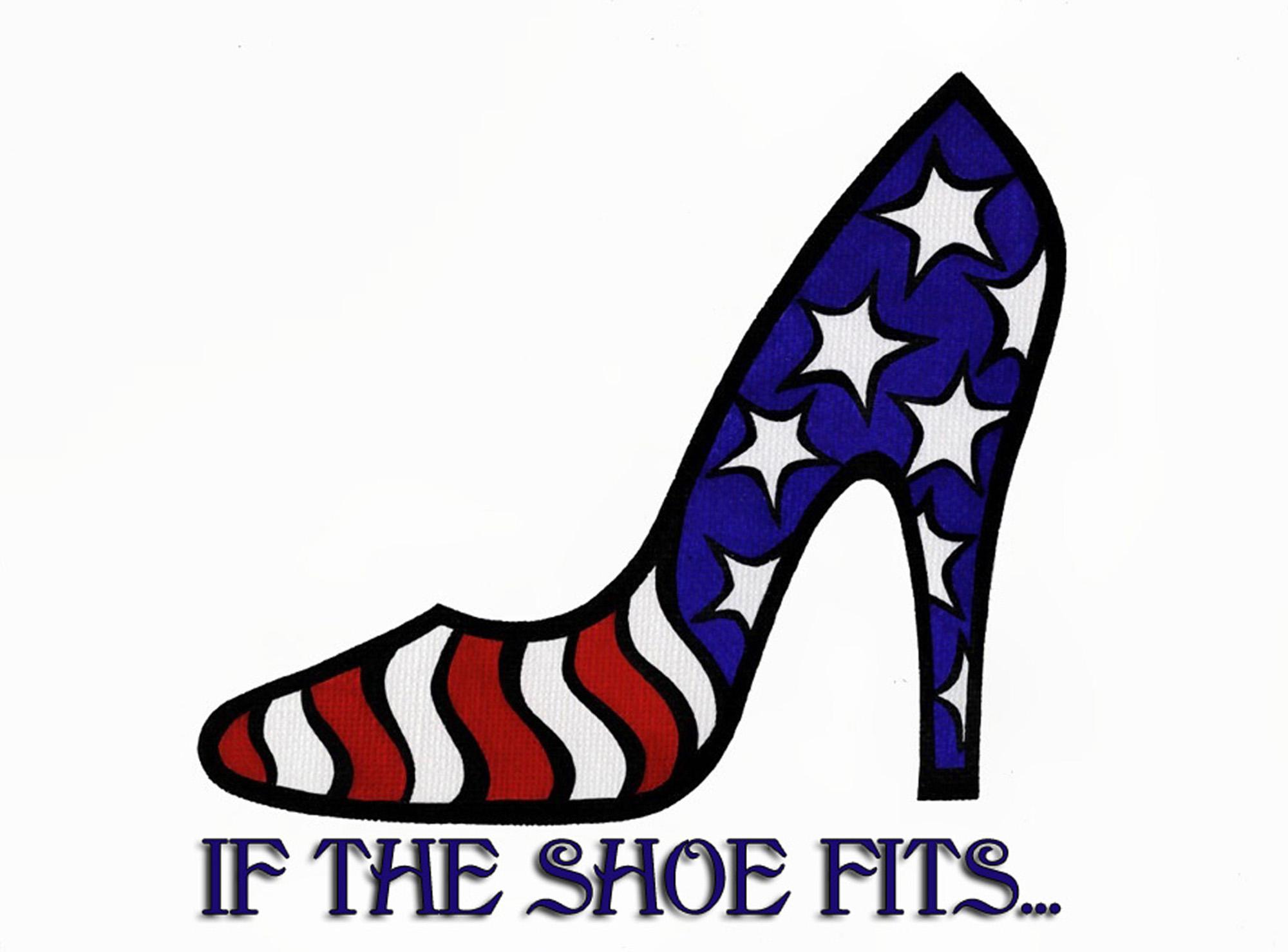shoe fits wear If the shoe fits