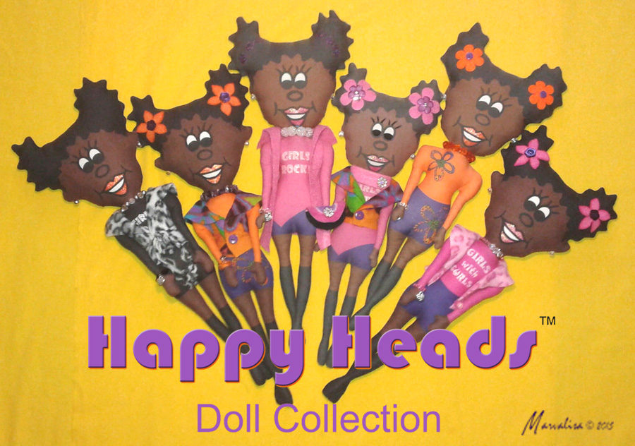 HAPPY HEADS Dolls Group Pic copy