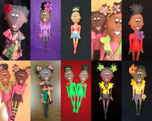 Happy Heads Doll Photos